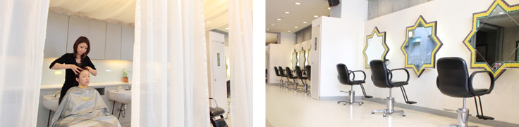 Hair salon GUICHES Kyoto images03